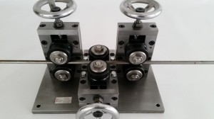 Kalibrierapparat ZG-ZNR 15 - Ø 60 Kunststoffrolle