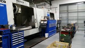Fertigungs-Straße CNC Fräsmaschinen