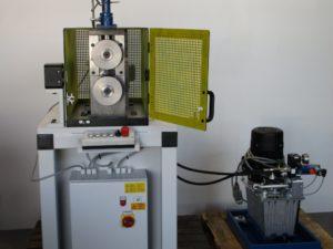 Vortreib Gerät mit Hydraulikaggregat, komplett Anschlussfertig, einschließlich Steuerelektronik