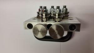 Handrichtapparat aus hochverschleißfestem Aluminium
