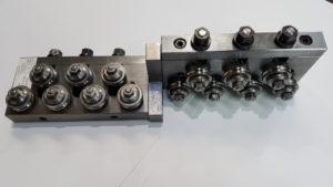 liegender Apparat Verstellung hinten - Ausführung IV